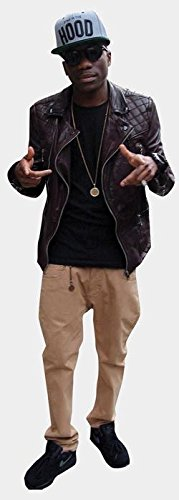 Life Size Tinchy Stryder Cut Out -