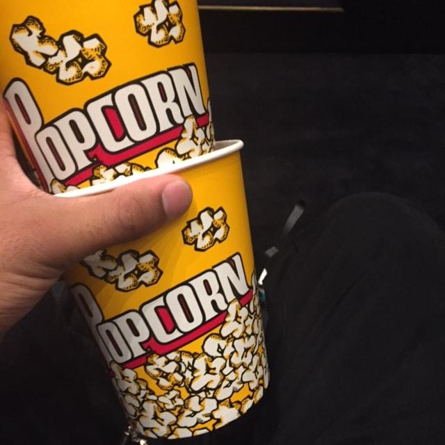 Popcorn - May Fair Hotel