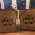 Nando's Takeaway Bags - Chiino.co.uk