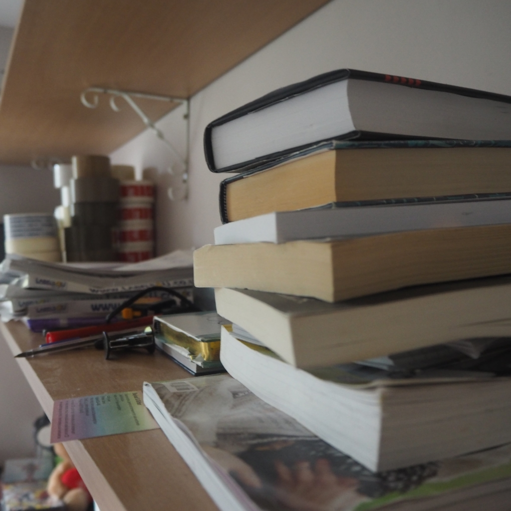 Second Shelf Books - Chiino.co.uk