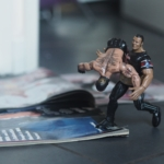 WWF and WWE Wrestling Figures - The Rock, Rey Mysterio - Chiino.co.uk